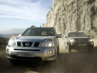 Компания Nissan назвала цены на X-Trail российской сборки