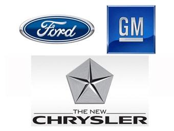 GM, Ford и Chrysler получат 25-миллиардный кредит только через полгода