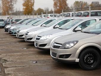 Продажи автомобилей в Европе выросли на 11 процентов