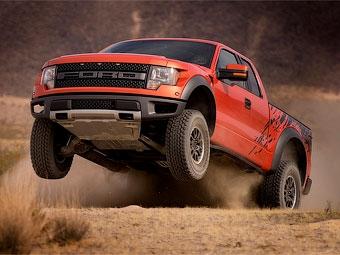 В Лас-Вегасе состоялась премьера гоночного пикапа Ford