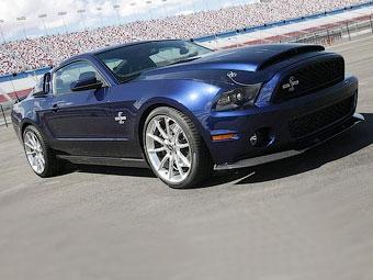 Кэролл Шелби подготовил 725-сильный Ford Mustang