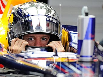 Феттель выиграл квалификацию Гран-при Японии