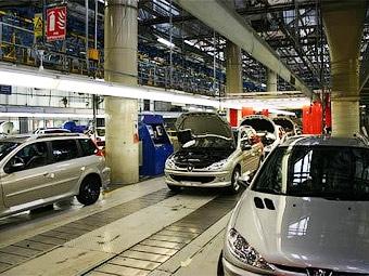 Российский автозавод PSA Peugeot Citroen начнут строить в марте
