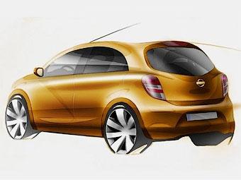 Компания Nissan снизит себестоимость будущих компактных моделей