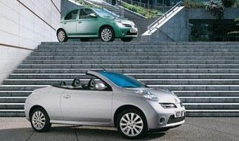 Nissan выпустит ограниченную серию Micra
