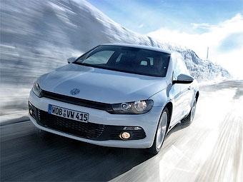 """В России начались продажи """"дешевого"""" Volkswagen Scirocco"""