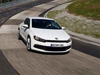 Компания VW назвала российские цены на хэтчбек Scirocco