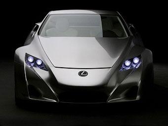 Суперкар Lexus LF-A будет стоить 290 тысяч евро