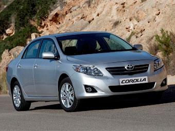 Обновленная Toyota Corolla появилась в России