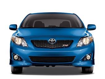 Toyota Corolla стала самой популярной в России иномаркой