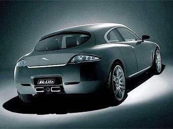 Jaguar готовит универсал на базе XF и пятидверный хэтчбек