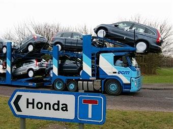 Импорт автомобилей из Японии в Россию сократился в 20 раз