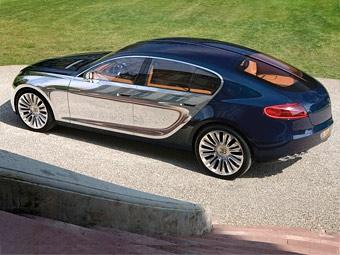 Суперседан Bugatti будет стоить 1,5 миллиона евро