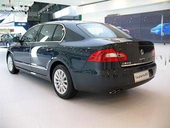 Китайское СП VW отметило юбилей выпуском пятимиллионного автомобиля