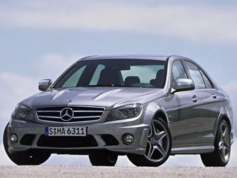 """AMG представила """"заряженный"""" седан Mercedes C-Class"""
