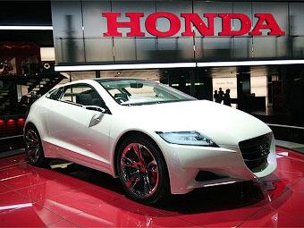 Гибридное спорткупе Honda появится через полгода