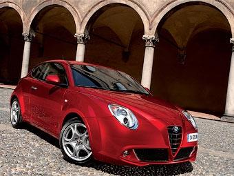 Alfa Romeo Mi.To в сентябре получит бензиновые моторы нового поколения