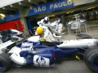 Команда Williams отказалась от двигателей Toyota