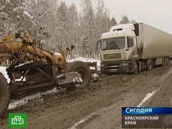 """Движение по трассе """"Байкал"""" полностью восстановлено"""