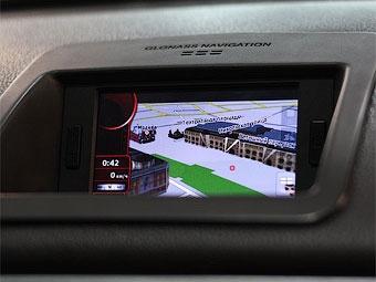 В России на всех милицейских автомобилях появятся ГЛОНАСС-навигаторы