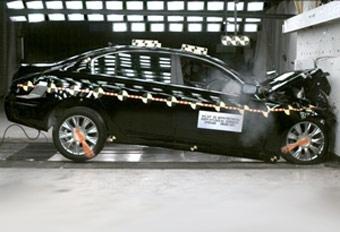 Hyundai Genesis получил высшую оценку за краш-тесты