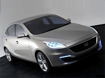 Tata собирается продавать в Европе новый седан с дизайном Pininfarina