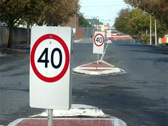 В Москве ограничат скорость движения в часы пик