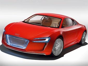 Электрический суперкар Audi e-tron станет серийным