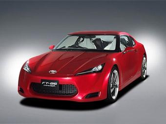 """В Токио компания Toyota покажет наследника """"Хачироку"""""""