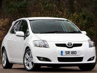 Toyota представила спортивную версию Auris