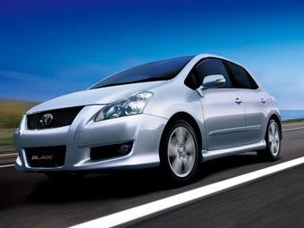 Toyota показала 276-сильную версию хэтчбека Auris