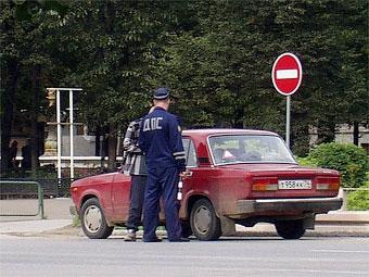 """ГИБДД запретила сажать за """"пьянку"""" водителей с временными удостоверениями"""
