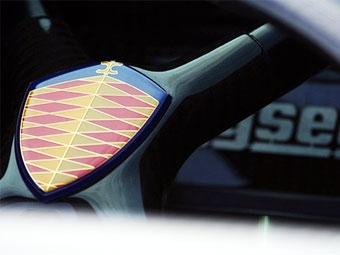 GM продал марку Saab производителю суперкаров
