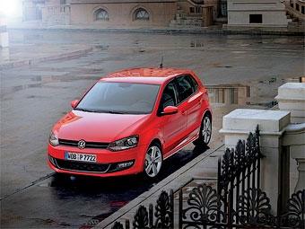 В ноябре в России начнут продавать новый VW Polo