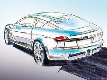 Внешность совместного купе Toyota и Subaru придумают в июле