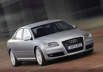 Audi отзывает 36 тысяч седанов A8 из-за проблем с подушкой безопасности