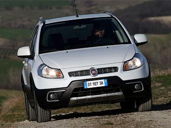 Fiat наладит в России выпуск внедорожников