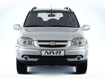 Chevrolet Niva будет продаваться за пределами СНГ