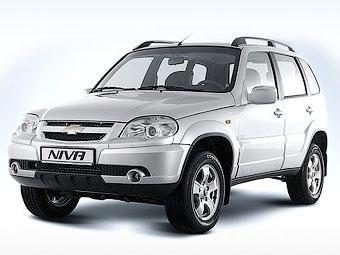 Обновленная Chevrolet Niva стала иномаркой на 20 процентов