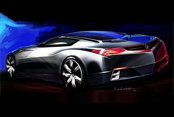 Прототип новой Honda NSX покажут 7 января