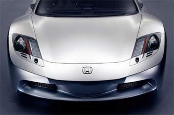 Новая Honda NSX появится в 2008 году