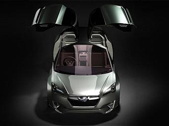 Subaru представит серийный гибрид в 2012 году