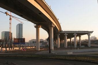 Восточные районы Москвы свяжет новая магистраль