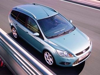 Российский Ford Focus подорожает на 44 процента