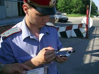 МВД Украины предложило отнимать машины у злостных нарушителей ПДД