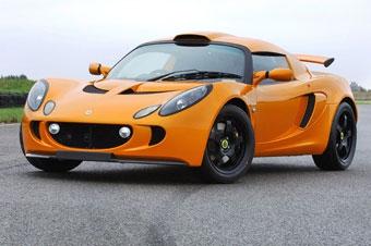 Lotus покажет в Австралии эксклюзивную версию спорткара Exige