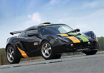 Lotus перевел суперкупе Exige S на спирт