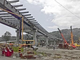 В Сочи и Адлере началось строительство двух новых развязок