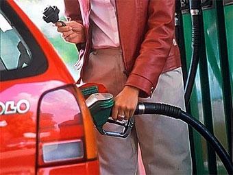 За неделю бензин в России подорожал на 40 копеек