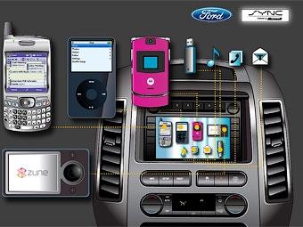 Ford разработает систему распознавания речи